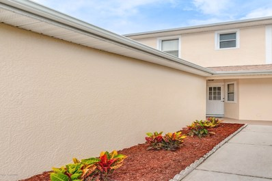 1020 Park Drive UNIT A, Indian Harbour Beach, FL 32937 - MLS#: 826746