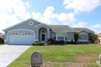 1472 Ashboro Circle, Palm Bay, FL 32909 - MLS#: 826747