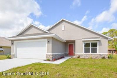 548 SW Octavius Street, Palm Bay, FL 32908 - MLS#: 826762