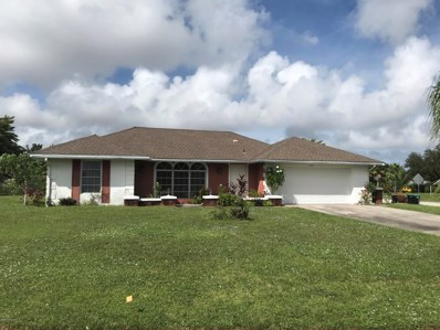 1405 Doral Court, Palm Bay, FL 32905 - MLS#: 826763