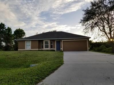 2950 Creech Avenue, Palm Bay, FL 32909 - MLS#: 826794