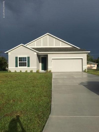 130 SE Awin Circle, Palm Bay, FL 32909 - MLS#: 826795