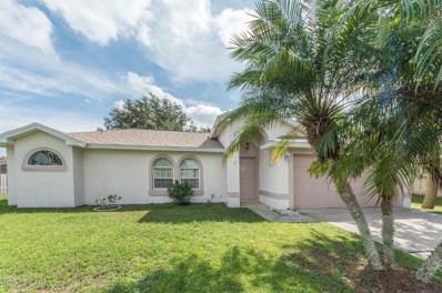 123 Donald Avenue, Palm Bay, FL 32907 - MLS#: 826847