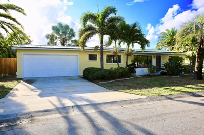302 Wimico Drive, Indian Harbour Beach, FL 32937 - MLS#: 826854