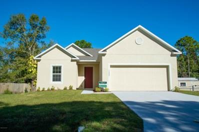 1667 SE Saipan Street, Palm Bay, FL 32909 - MLS#: 826858
