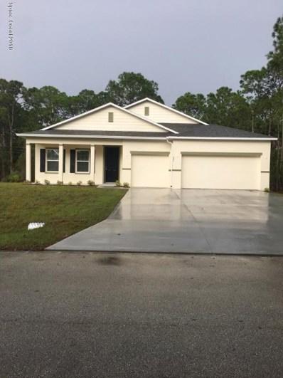 221 SW Falls Church Street, Palm Bay, FL 32908 - MLS#: 826867