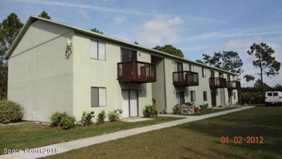421 SE Mercury Avenue UNIT 6, Palm Bay, FL 32909 - MLS#: 826888