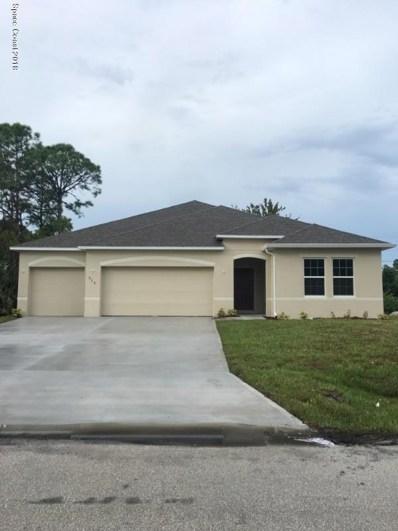 515 SE Black Horse Street, Palm Bay, FL 32909 - MLS#: 826892