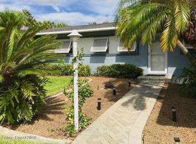 1610 Yates Drive, Merritt Island, FL 32952 - MLS#: 826906