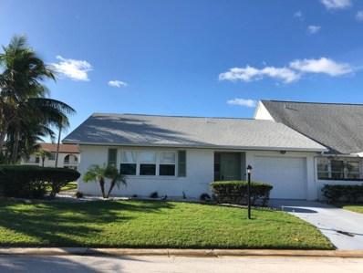 423 S Emerald Drive, Indian Harbour Beach, FL 32937 - MLS#: 826920