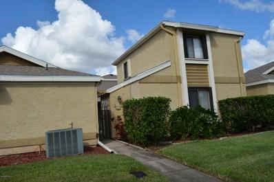 1421 Sheafe Avenue UNIT 107, Palm Bay, FL 32905 - MLS#: 826928