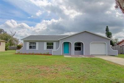 4557 Ponds Drive, Cocoa, FL 32927 - MLS#: 826944