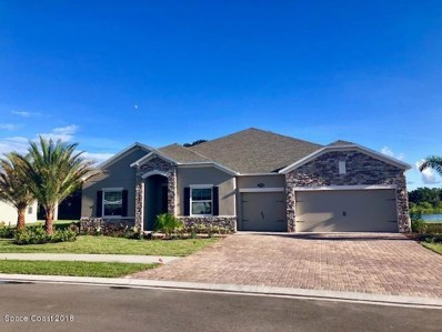 5240 Hebron Drive, Merritt Island, FL 32953 - MLS#: 826982