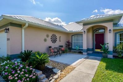 318 Gephart Street, Palm Bay, FL 32908 - MLS#: 827024