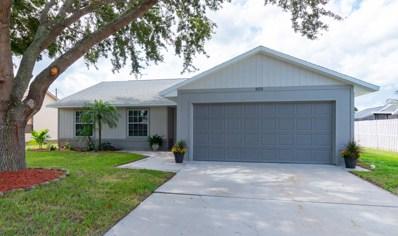 823 Emerald Way, Rockledge, FL 32955 - MLS#: 827061