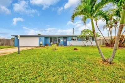 480 Carissa Drive, Satellite Beach, FL 32937 - MLS#: 827074