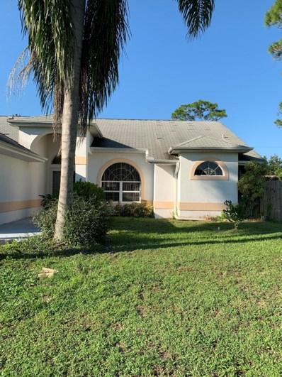 653 NW Elmont Street, Palm Bay, FL 32907 - MLS#: 827090