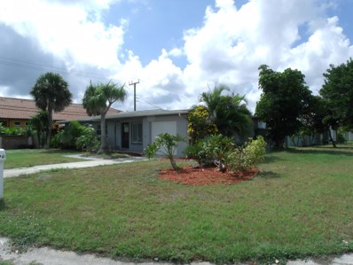 390 S Arlington Place, Satellite Beach, FL 32937 - MLS#: 827096