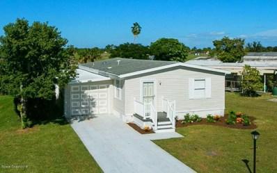 1054 Barefoot Circle, Barefoot Bay, FL 32976 - MLS#: 827116