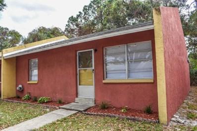 3225 Murrell Road UNIT 13, Rockledge, FL 32955 - MLS#: 827137