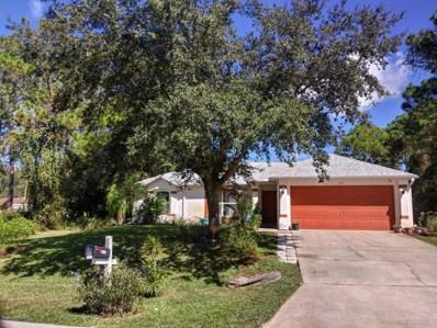 1817 Tulane Avenue, Palm Bay, FL 32909 - MLS#: 827159