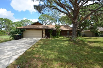 1335 Jupiter Boulevard, Palm Bay, FL 32907 - MLS#: 827247