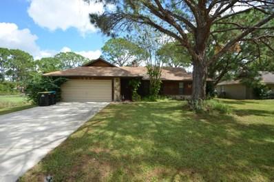 1335 Jupiter Boulevard, Palm Bay, FL 32907 - MLS#: 827247