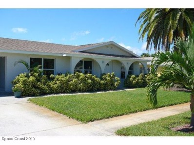 217 Bella Coola Drive, Indian Harbour Beach, FL 32937 - MLS#: 827290