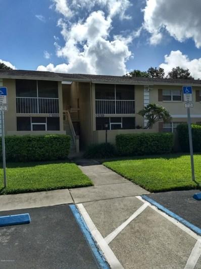 1698 Sunny Brook Lane UNIT 110, Palm Bay, FL 32905 - MLS#: 827304