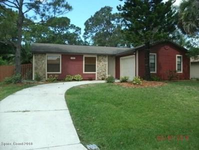 1282 Halber Avenue, Palm Bay, FL 32907 - MLS#: 827320