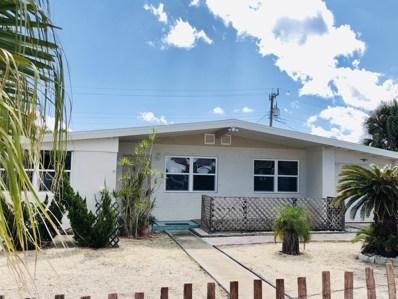 112 SE 1st Street, Satellite Beach, FL 32937 - MLS#: 827322