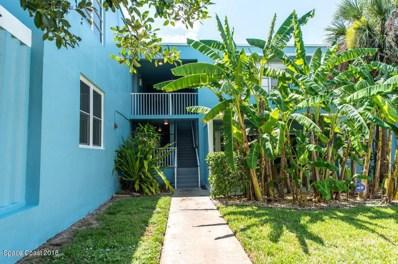 55 Sea Park Boulevard UNIT 505, Satellite Beach, FL 32937 - MLS#: 827333