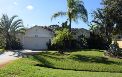 814 Consumer Street, Palm Bay, FL 32909 - MLS#: 827337