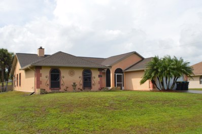 1638 Falk, Palm Bay, FL 32909 - MLS#: 827448