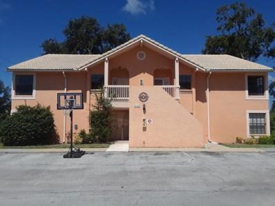 2109 Hidden Grove Lane UNIT 22b, Merritt Island, FL 32953 - MLS#: 827489
