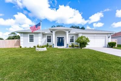 1191 Grandeur Street, Palm Bay, FL 32909 - MLS#: 827582