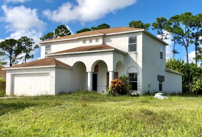 3006 Telesca Road, Palm Bay, FL 32909 - MLS#: 827617