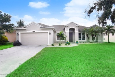 1410 Whitman Drive, West Melbourne, FL 32904 - MLS#: 827625