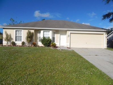 210 Bordeaux Avenue, Palm Bay, FL 32907 - MLS#: 827634