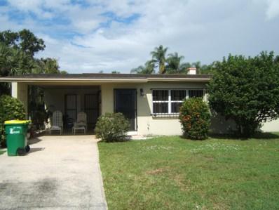2542 Palmetto Drive, Cocoa, FL 32926 - MLS#: 827652