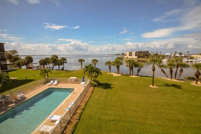 3873 S Banana River Boulevard UNIT 301, Cocoa Beach, FL 32931 - MLS#: 827728