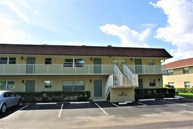 171 Cape Shores Circle UNIT 3d, Cape Canaveral, FL 32920 - MLS#: 827740
