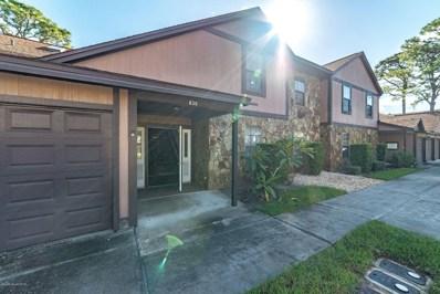 630 Greenwood Village Boulevard UNIT 31b, West Melbourne, FL 32904 - MLS#: 827760