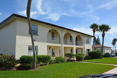 403 School Road UNIT 64, Indian Harbour Beach, FL 32937 - MLS#: 827815