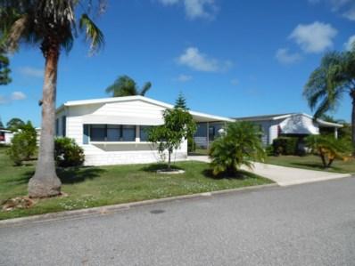524 Royal Tern Drive, Barefoot Bay, FL 32976 - MLS#: 827904