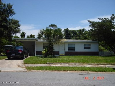 1853 Baylor Court, Cocoa, FL 32922 - MLS#: 827906