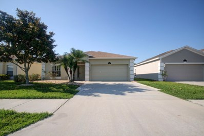 6047 Indigo Crossing Drive, Rockledge, FL 32955 - MLS#: 827923