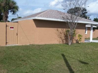 1074 Coronado Drive, Rockledge, FL 32955 - MLS#: 828009