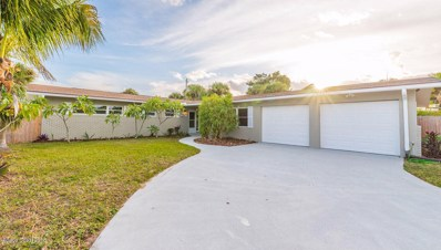 131 Anona Place, Indian Harbour Beach, FL 32937 - MLS#: 828040