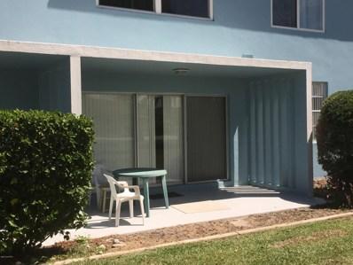 55 Sea Park Boulevard UNIT 204, Satellite Beach, FL 32937 - MLS#: 828043